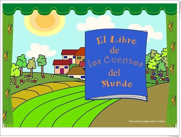 """""""El libro de los cuentos del mundo"""", de waece.org, organización internacional dedicada a la educación infantil, contiene cuentos de distintos países que promueven la educación para la paz."""