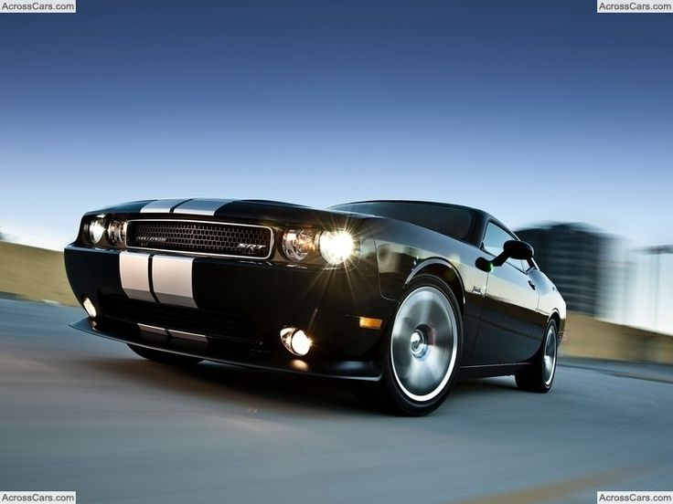 Dodge Challenger SRT8 392 (2012)
