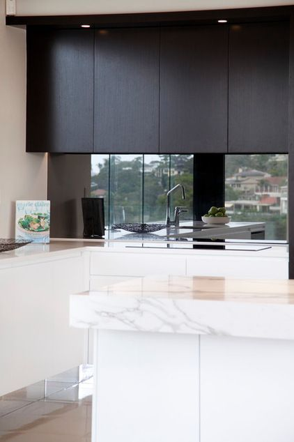 Die besten 25+ Stainless steel splashback Ideen auf Pinterest - glas wandpaneele küche