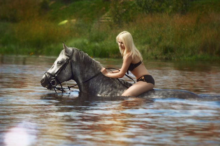 1000+ Images About Beautiful Girls With Horse On Pinterest