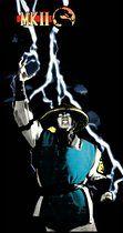 Poster Mortal Kombat II