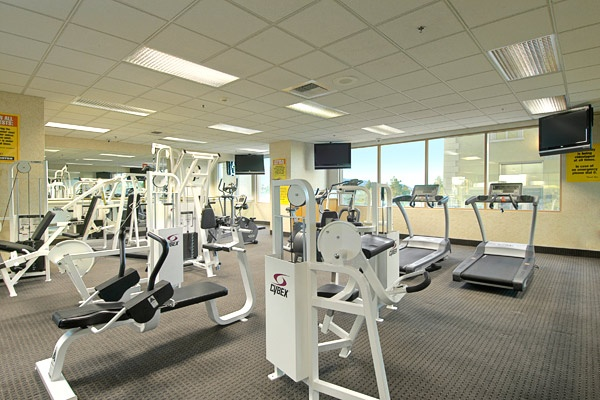Suncoast Hotel Casino Fitness Center Suncoastcasino Com Hotel Hotel Staycation Fitness Center