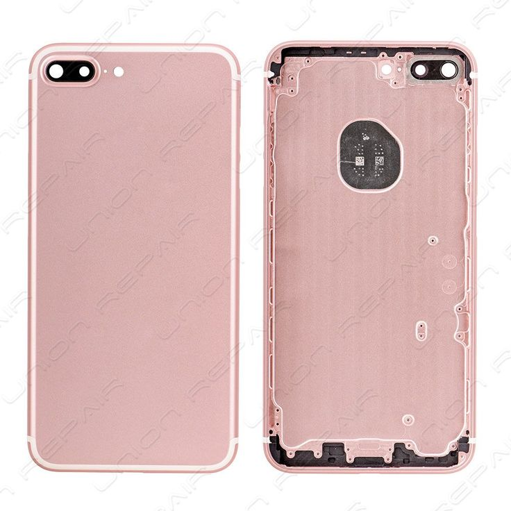 Replacement for iPhone 7 Plus Back Cover - Rose    Compatible With: Apple iPhone 7 Plus    Specification:  Color: Rose  Material: Aluminum  Compatibility: For iPhone 7 Plus    Features:      &nbs...