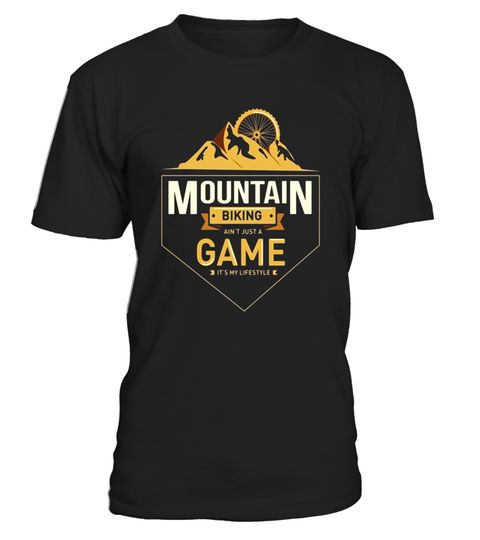 """# Mountain Biking Ain't Just A Game It's My Lifestyle T-Shirt .  Special Offer, not available in shops      Comes in a variety of styles and colours      Buy yours now before it is too late!      Secured payment via Visa / Mastercard / Amex / PayPal      How to place an order            Choose the model from the drop-down menu      Click on """"Buy it now""""      Choose the size and the quantity      Add your delivery address and bank details      And that's it!      Tags: Everyday, bikers get…"""