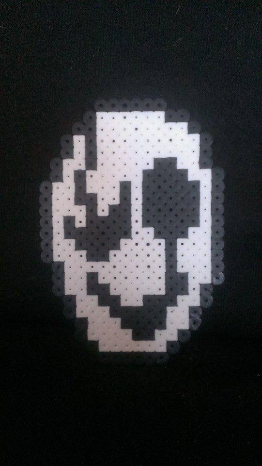Minecraft Cross Skin Sans