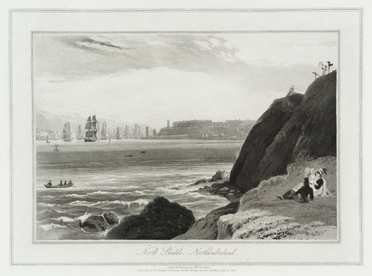 William Daniell 'North Shields, Northumberland', date not known