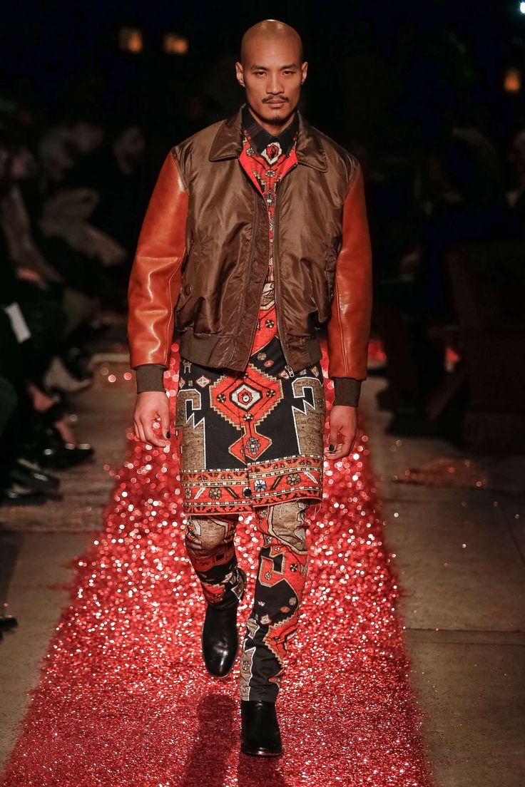 #Givenchy - Collection masculine AH15 #PFW