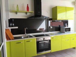 Appartement Citron Superbe T2 spacieux à deux pas de la plage (Réf:5940 Appartement Martinique TroisIlets)