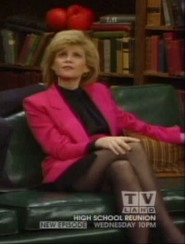 markie post panties upskirt
