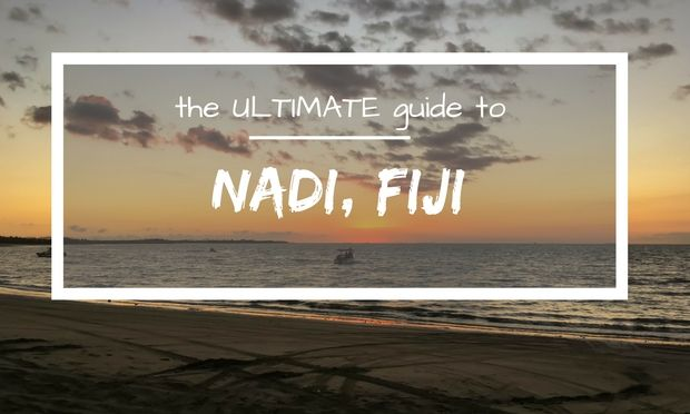 The ultimate guide of things to do in Nadi, Fiji! Don't skip Nadi town next time you visit Fiji. Here's the only guide you'll need for things to do in Nadi!
