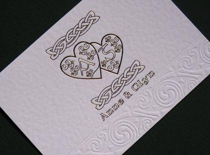 best images about celtic wedding invitations i love   on, invitation samples