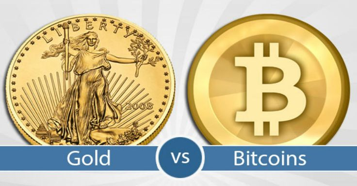 Bitcoin Soars Higher Than Gold - Click to Read More