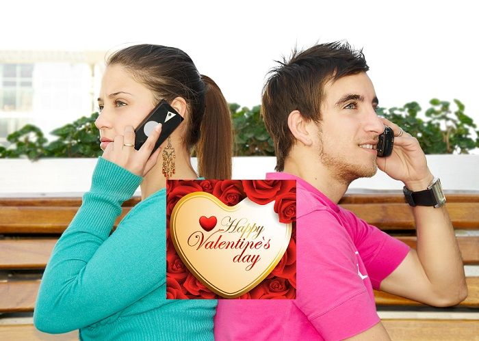 On this #Valentine #Day - Best #way to connect your #loved #ones with using #international #calling #card when you are live in #Abroad.