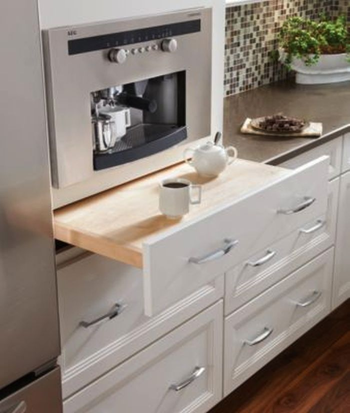 20 Best Pull Out Counter Space Images On Pinterest