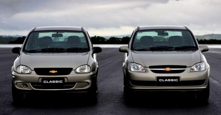 Depois de quase 21 anos de mercado -- o período leva em conta o lançamento do antigo Corsa Sedan, em novembro de 1995 --, o Chevrolet Classic enf...