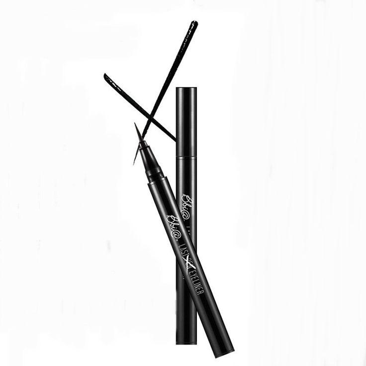[Bbia] LAST PEN EYELINER_Sharpen t Black_0.6g_No pearl_Black Eyeliner