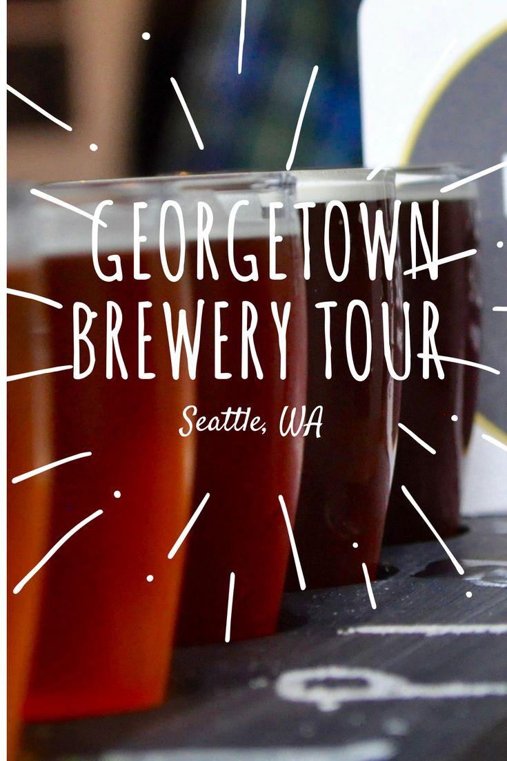 Seattle Brewery Tour Georgetown 88 best Blog