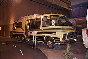 1974 GMC RV From RV/MH Hall of Fame Elkhart, IN