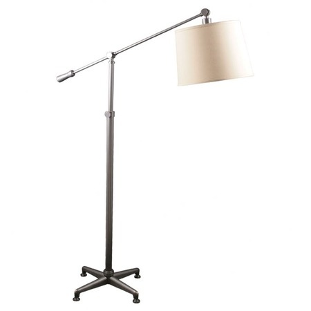 Lighting Enterprises Sabrina Articulating Floor Lamp With