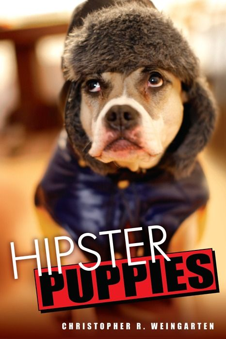 Five New York-Inspired Dogs From Christopher Weingarten's Hipster Puppies, Which Is Out Today - Sound of the City