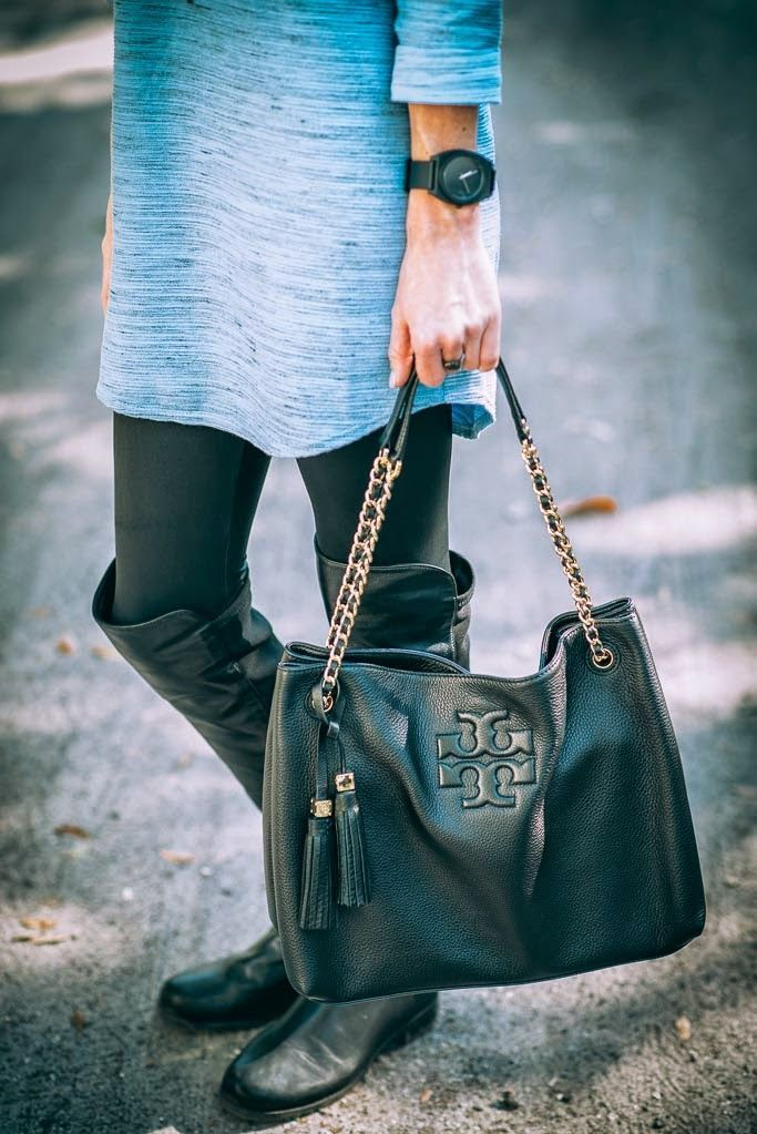 Tory Burch Bag Our favorite ladylike bag just got a brighter outlook.