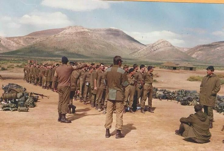 South African Infantry