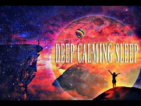 528 Hz Miracle Deep Sleep Music - Deep Calming Sleep - Music