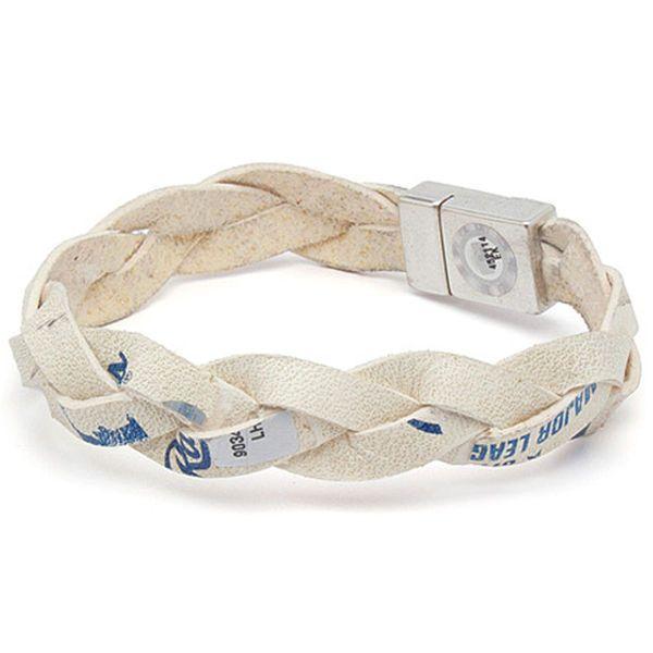 Philadelphia Phillies Tokens & Icons Game-Used Baseball Bracelet - $95.00
