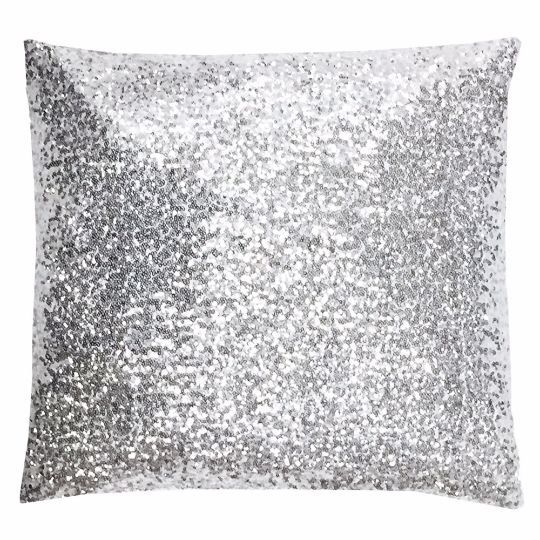Glitz Synthetic Throw Pillow