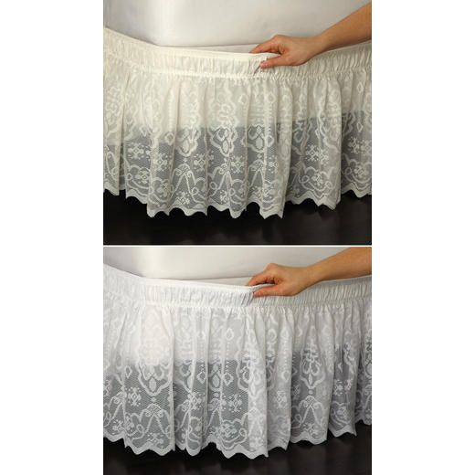 17 Best Images About Bedroom On Pinterest Ruffles