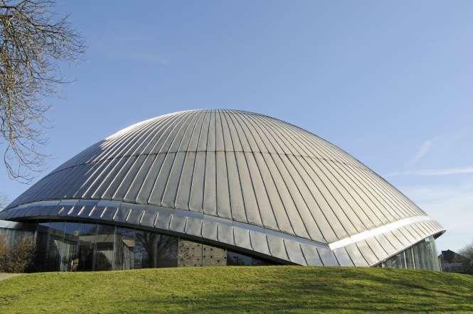 Zeiss Planetarium, Bochum, Germany - ImageBroker/REX