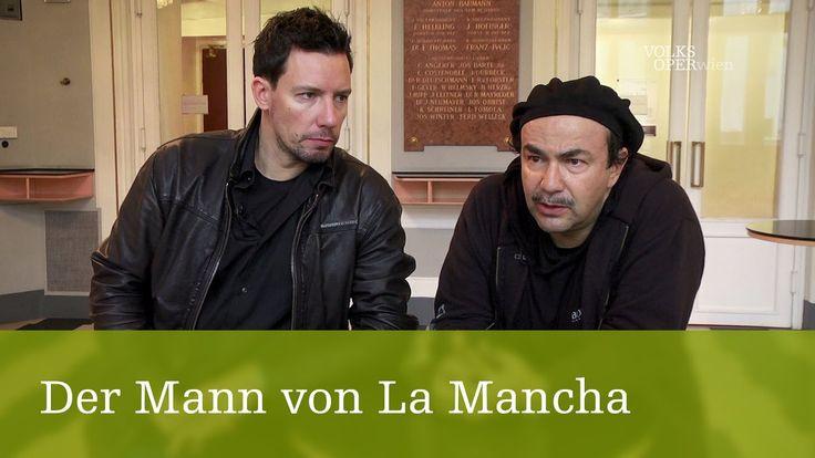 Der Mann von La Mancha  Der Regisseur und der Dirigent | Volksoper Wien #Theaterkompass #TV #Video #Vorschau #Trailer #Theater #Theatre #Schauspiel #Tanztheater #Ballett #Musiktheater #Clips #Trailershow
