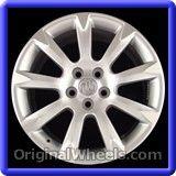 Buick LaCrosse Wheel Part Number 4097