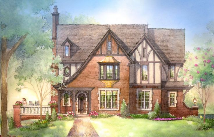 English Tudor Style Houses English Tudor Style Homes
