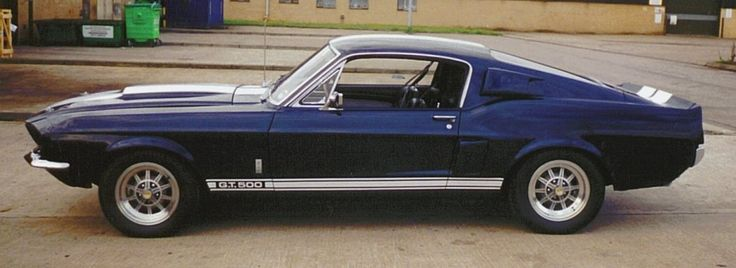1967 Ford Mustang Pictures CarGurus on We Heart It