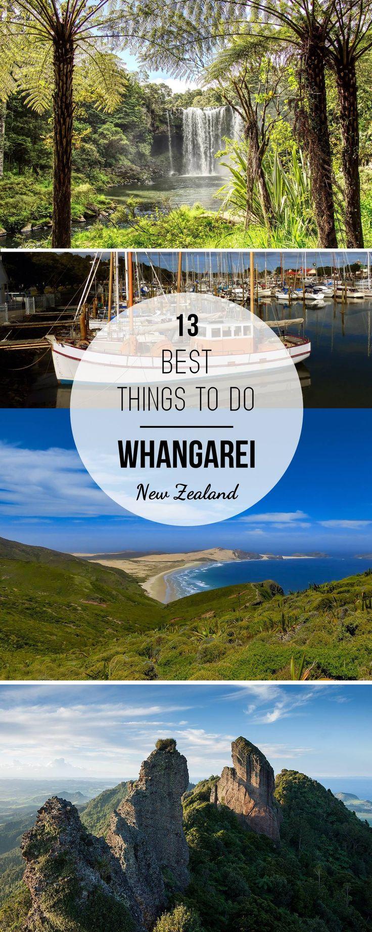 New Zealand Whangarei