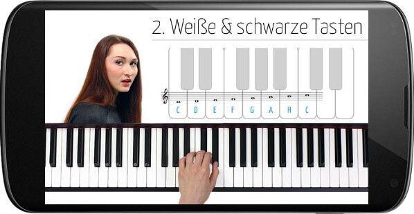 15 besten klavieranf nger klavier lernen bilder auf pinterest klavier lernen klaviere und blog. Black Bedroom Furniture Sets. Home Design Ideas