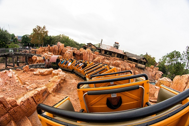 Thunder Mountain - It's the wildest ride in the Wilderness!!