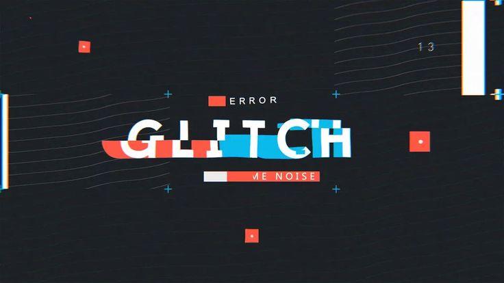 Glitch Logo on Vimeo
