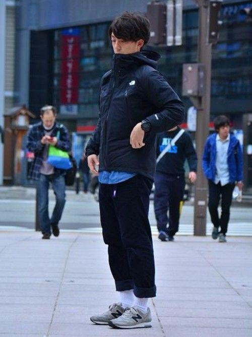 THE NORTH FACE MIDORI 長野店nakamuさんのマウンテンパーカー「ザ・ノース・フェイス メンズゴアテックスマウンテンジャケット / クライムライトジャケット」(THE NORTH FACE|ザノースフェイス)を使ったコーディネートです。