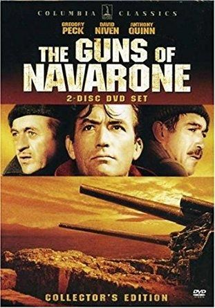 James Robertson Justice & Stanley Baker & J. Lee Thompson-The Guns of Navarone