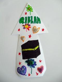 Qibla Arrow Craft