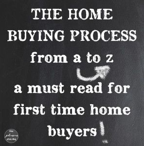 A must read for first time home buyers | the johnsons plus dog