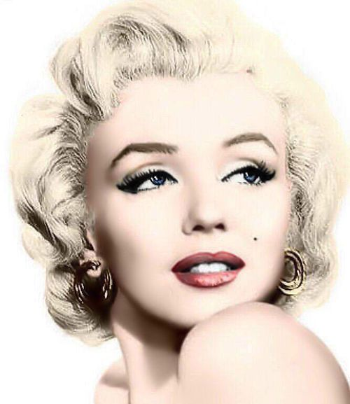 This Halloween you will see me as marilyn monroe