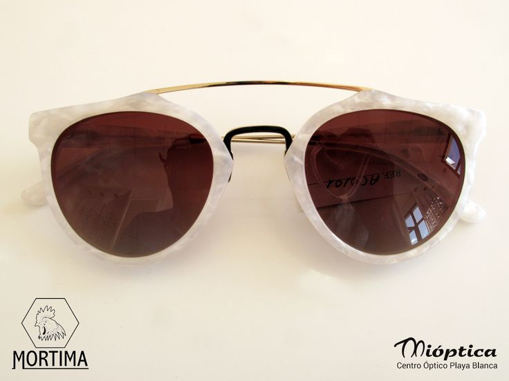 Mortima Sunglasses. Inspiración retro