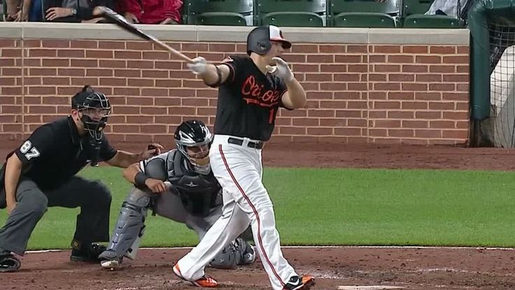 Chris Davis hits his first home run since April 14 in a 4-2 win over the White Sox.