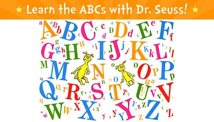 The iPad is the perfect platform to create interactive and accessible picture books for kids. Oceanhouse Media is doing just this with a large collection of Dr. Seuss books. Here's our review of our favorite: Dr. Seuss's ABC.