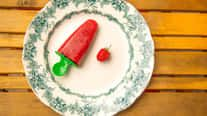 RECEPT: Jahodový nanuk zo záhrady len z dvoch surovín