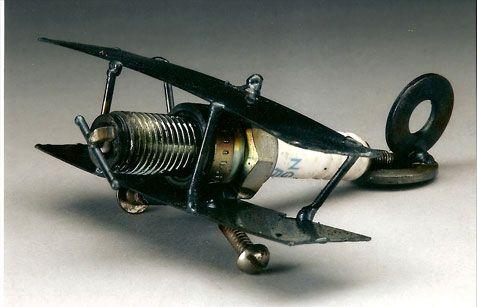 Dick Cooley Sculptural Metal Designs