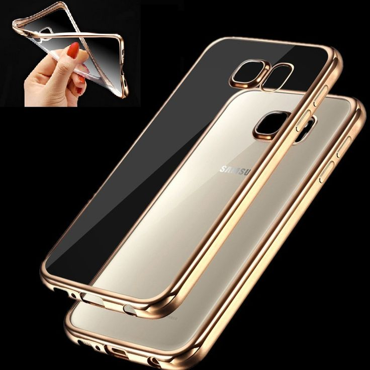 Fashion Luxury High Quality Plating Design Cover Case for Samsung Galaxy S5/S6/S6